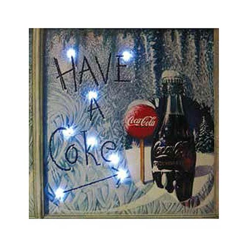 Coca-Cola Have a Coke Light-Up Canvas Print