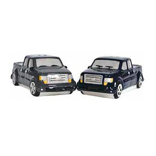 Ford Decade of Toughness Salt and Pepper Shaker Set