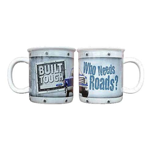 Ford Built Tough 52 oz. Monster Mug