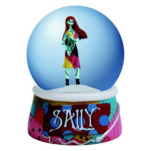 Nightmare Before Christmas Sally 2 1/2-Inch Water Globe