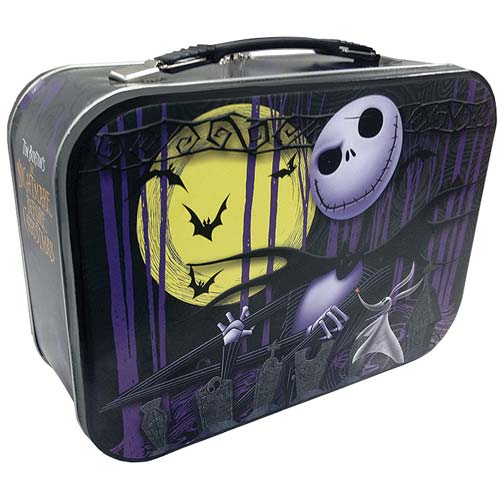 nightmare before christmas lunch boxes the nightmare before christmas ...