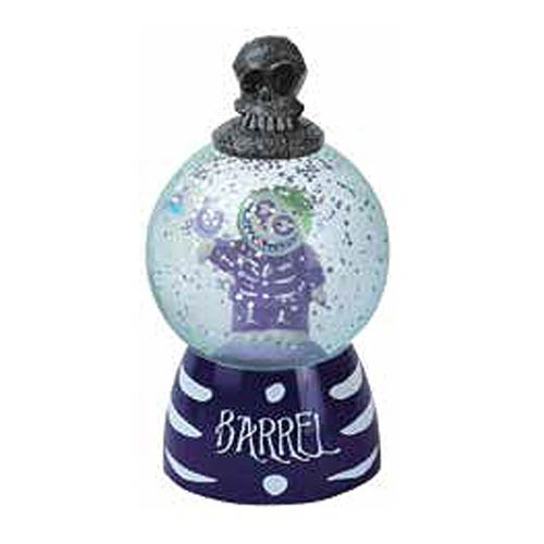 The Nightmare Before Christmas Barrel 2-Inch Sparkler Globe