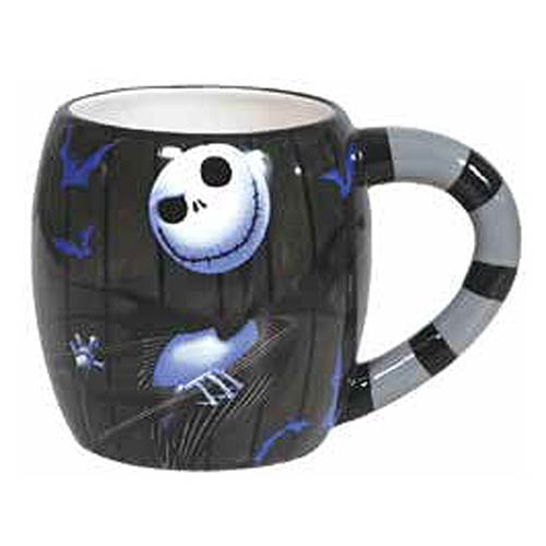 The Nightmare Before Christmas Jack 16 oz. Ceramic Mug