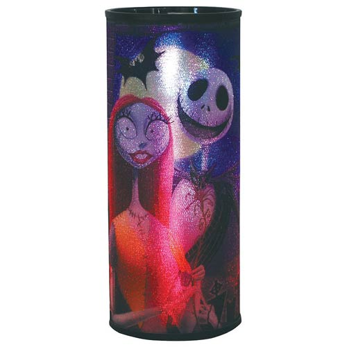 The Nightmare Before Christmas Cylindrical Nightlight