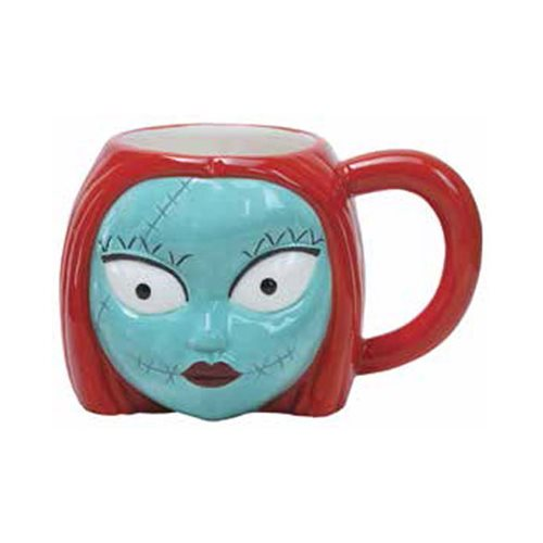 Nightmare Before Christmas Sally 20 oz. Mug, Not Mint