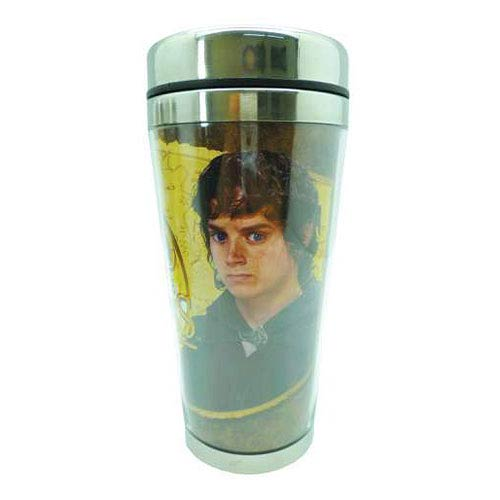 Lord of the Rings Frodo and Samwise Acrylic Travel Mug