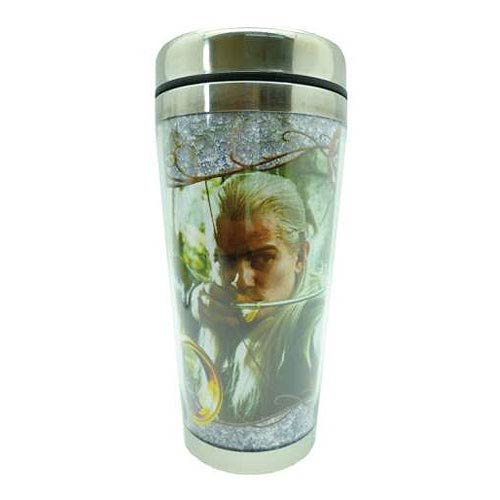 Lord of the Rings Legolas 16 oz. Acrylic Travel Mug