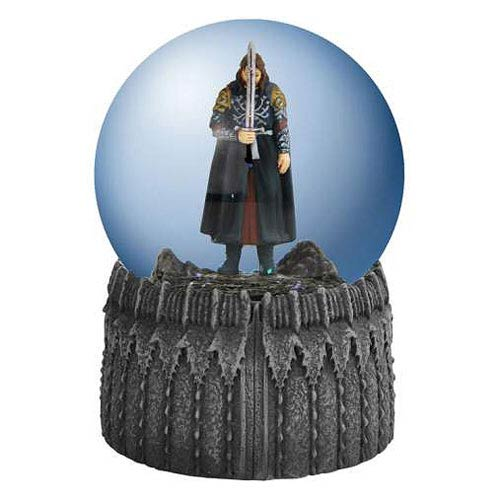 Lord of the Rings Aragorn Water Globe