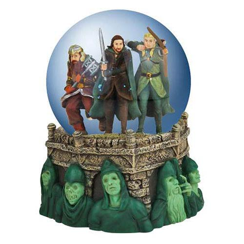 Lord of the Rings The Battle Water Globe