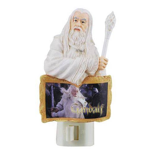 Lord of the Rings Gandalf the White Night Light
