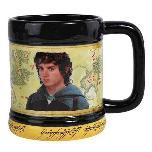 Lord of the Rings Frodo Baggins 15 oz. Mug