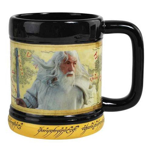 Lord of the Rings Gandalf the White 15 oz. Mug