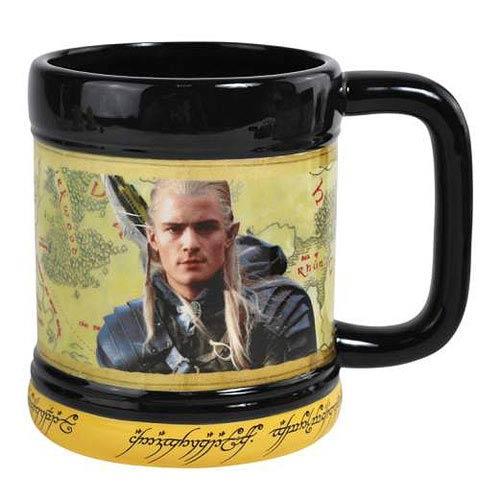 Lord of the Rings Legolas 15 oz. Mug
