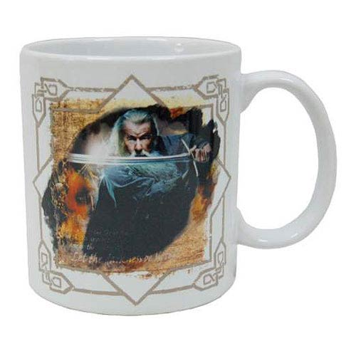 The Hobbit An Unexpected Journey Gandalf the Grey Mug