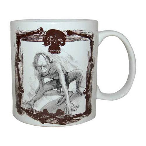 The Hobbit An Unexpected Journey Gollum 16 oz. Mug