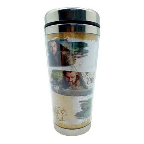The Hobbit An Unexpected Journey Loyalty 16 oz. Travel Mug