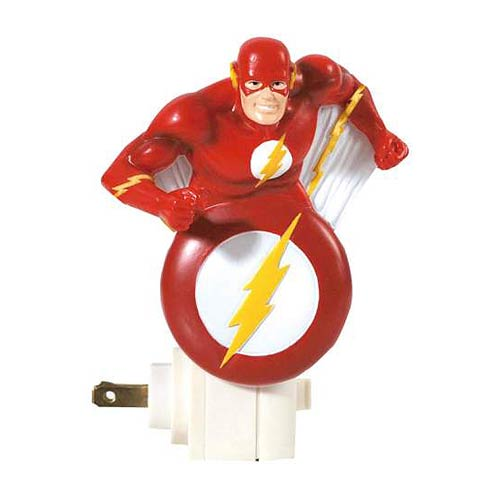 DC Comics The Flash Night Light