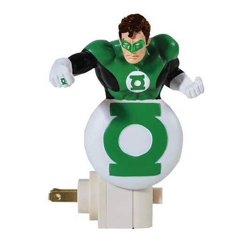 DC Comics Green Lantern Night Light