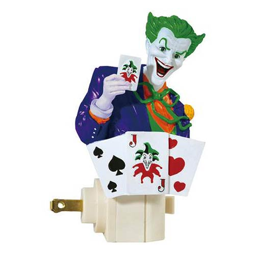 Batman The Joker Night Light