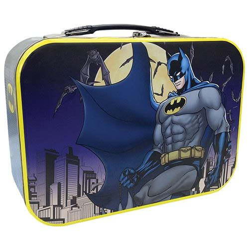 Batman Tin Tote Lunch Box