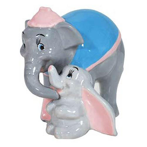 Dumbo Motherly Love Salt and Pepper Shakers