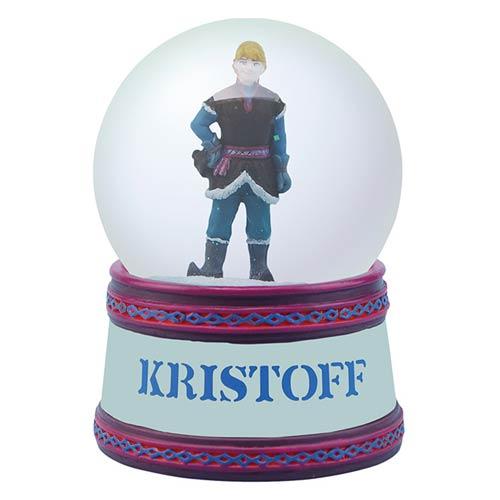 Disney Frozen Kristoff 2 1/2-Inch Water Globe