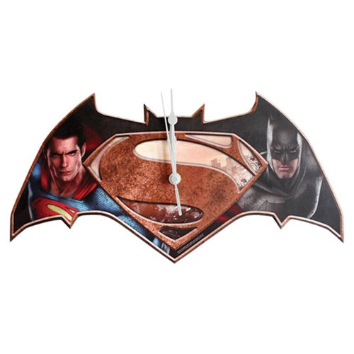 Batman v Superman: Dawn of Justice Wall Clock