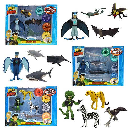 Creature Power Suits And Other Wild Kratts Life Plush Amazon