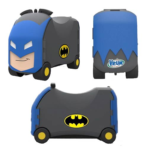 DC Batman VRUM Ride-On Toy Box
