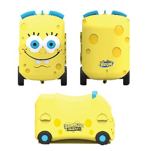 SpongeBob SquarePants VRUM Ride-On Toy
