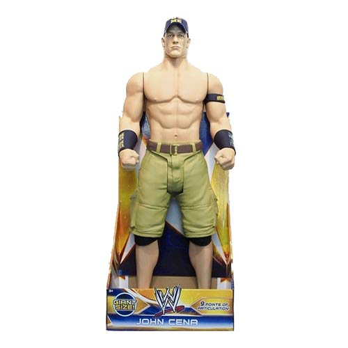Wwe John Cena Deluxe 31 Inch Action Figure Wicked Cool