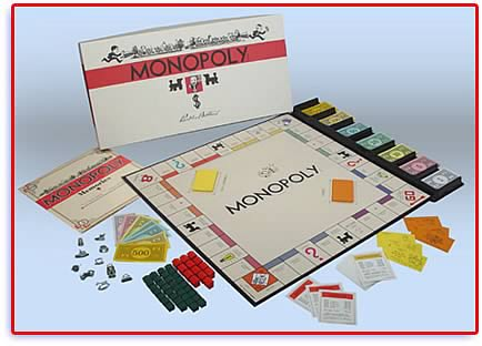 Monopoly 1935 First Edition Replica