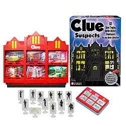 Clue Suspects Game