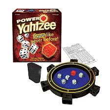 Power Yahtzee Game
