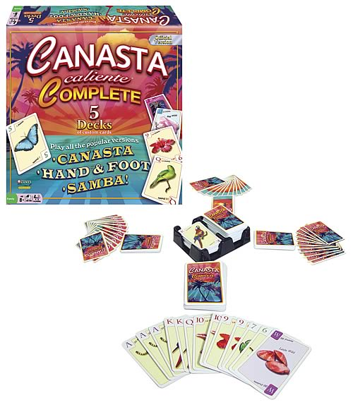Canasta Caliente Complete Game