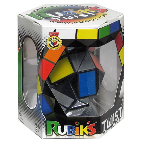 Rubik's Twist  Game