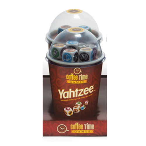 Coffee Time Games Yahtzee Board Game