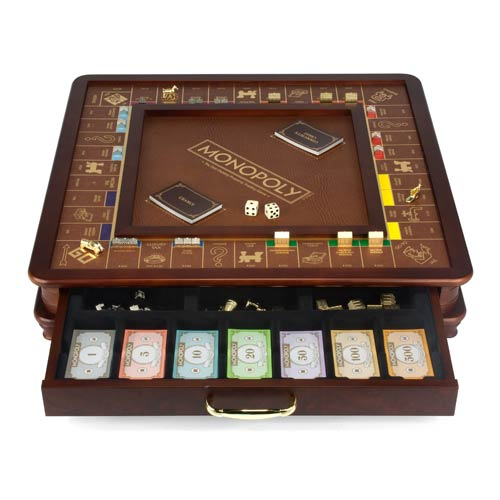 Monopoly Classic Version Luxury Edition Board Game
