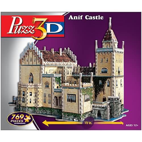 Puzz 3D Anif Castle 3-D Puzzle