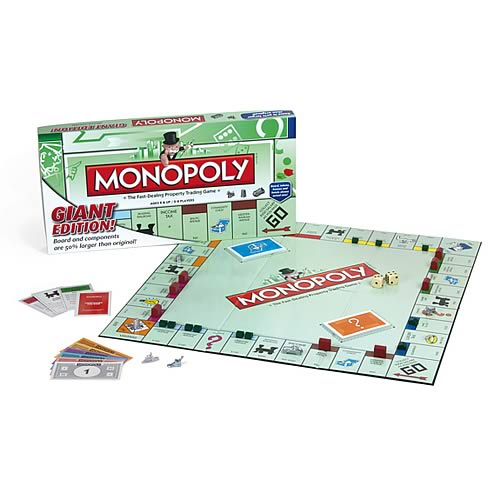 Monopoly Giant Board Game