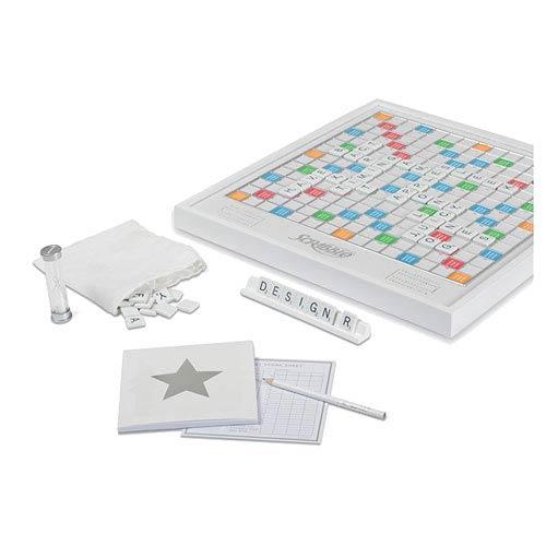 Scrabble Classic Version Pearl Edition Board Game