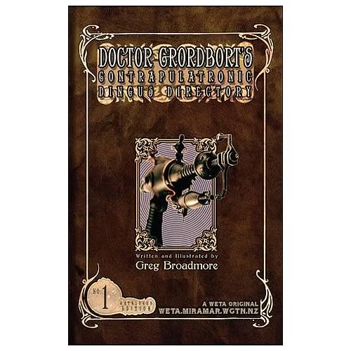 Dr. Grordbort's Contrapulatronic Dingus Directory Book