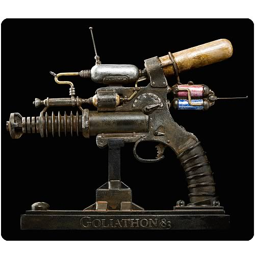 Dr. Grordbort's Goliathon 1:4 Scale Ray Gun Replica