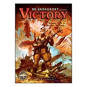 Dr. Grordbort's Victory: Scientific Adventure Violence Book