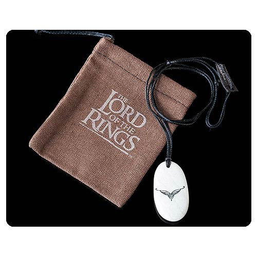 Lord of the Rings Arwen's Crown Stone Pendant