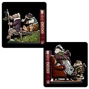 Wind in the Willows Bookends