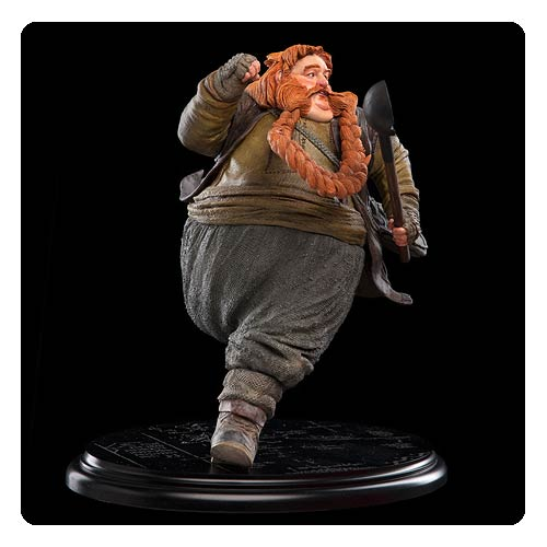 The Hobbit An Unexpected Journey Bombur 1:6 Scale Statue