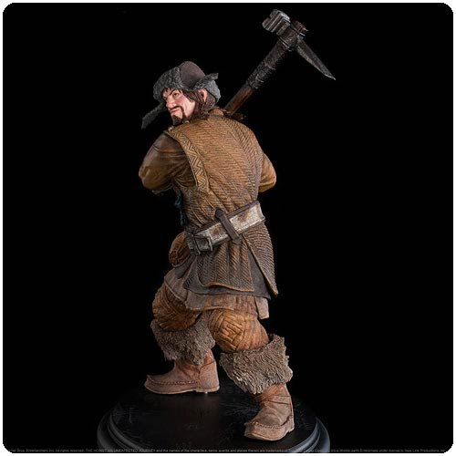 The Hobbit An Unexpected Journey Bofur the Dwarf 1:6 Statue