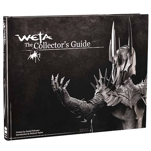 Weta The Collector's Guide Hardcover Book