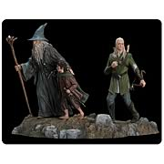 Lord of the Rings The Fellowship of the Ring Set 1 Statue
